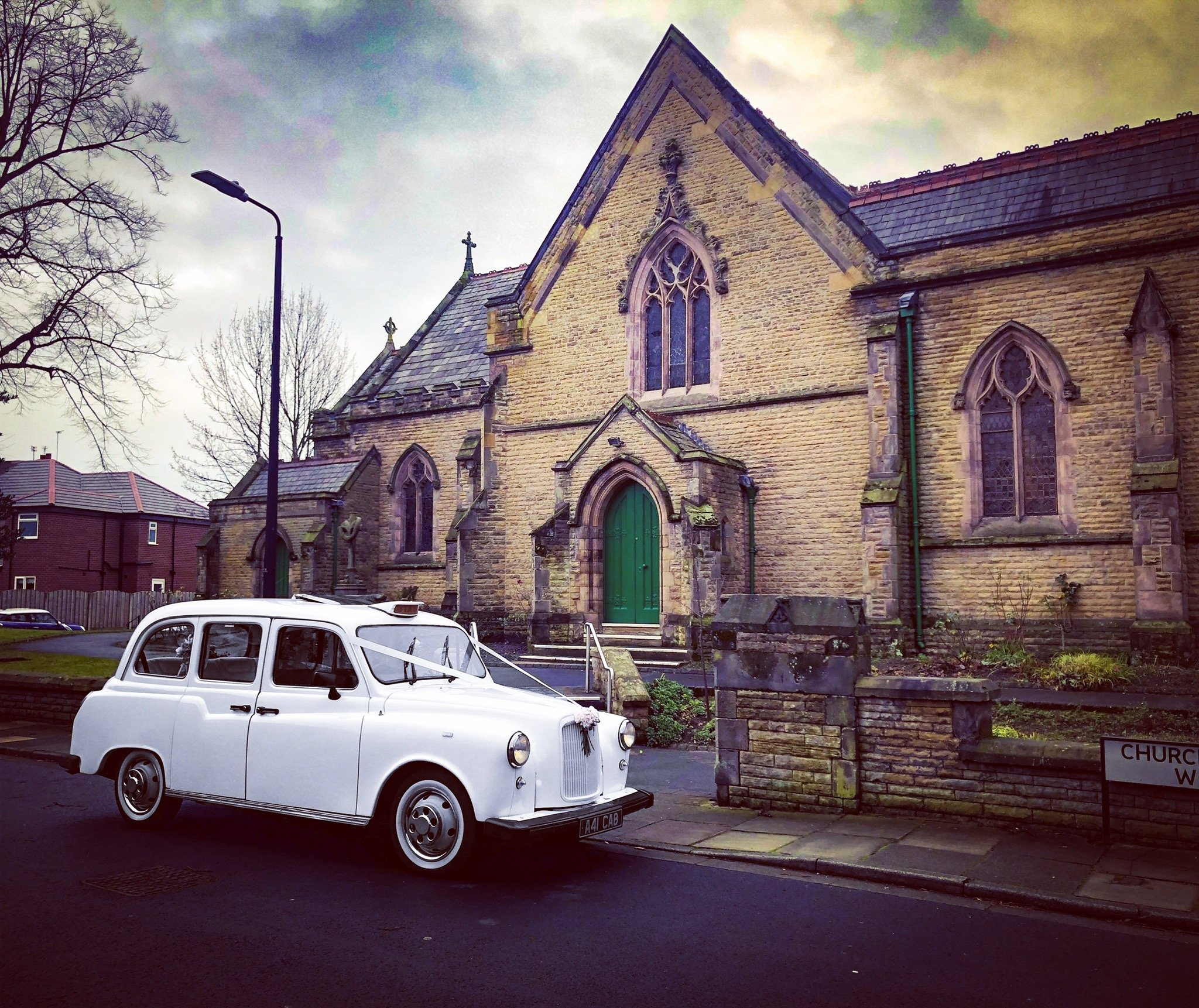 York wedding car taxi