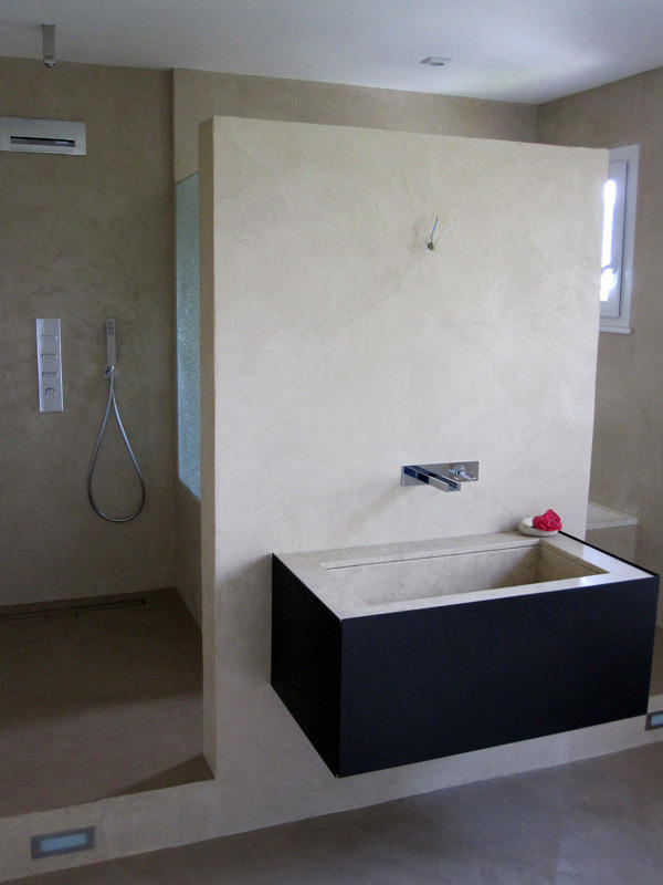 SDB douche & bain - Après