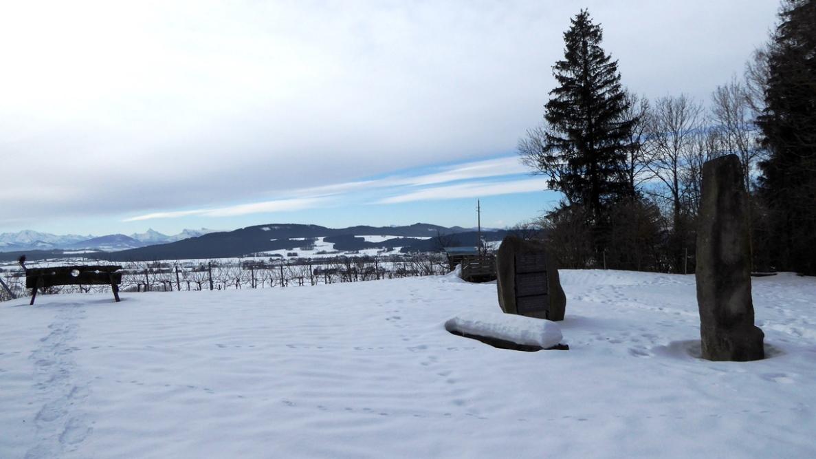 Burgstall auf dem Schlossberg
