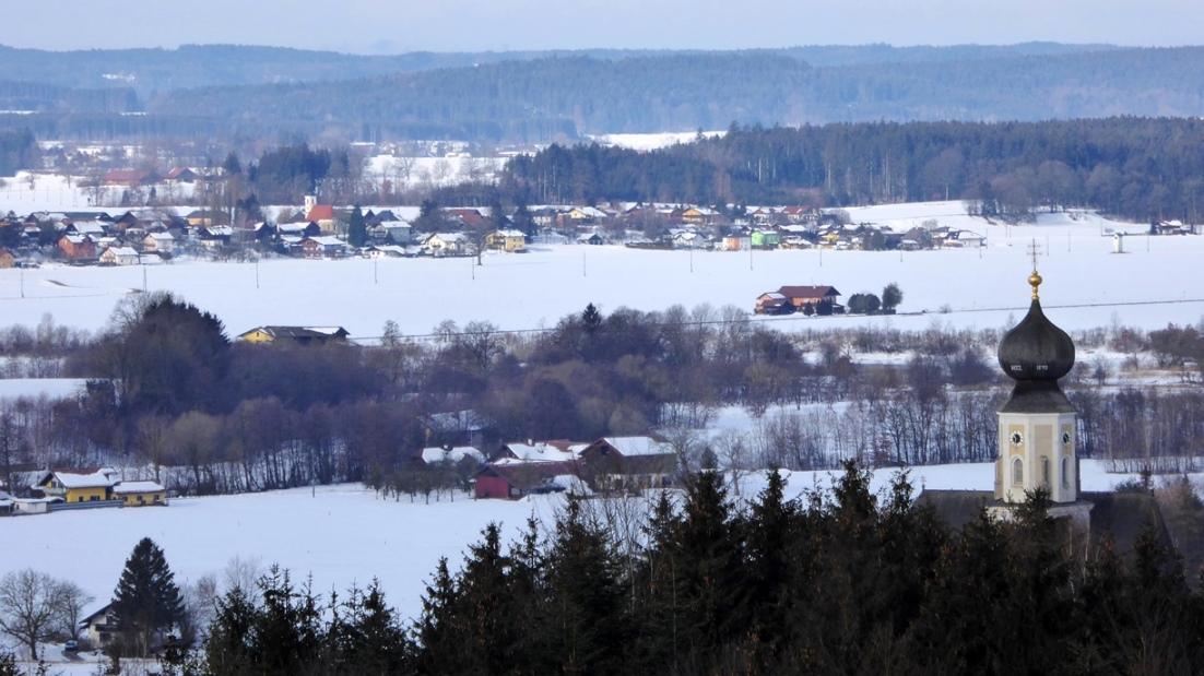 Achenlohe und Heiligenstatt