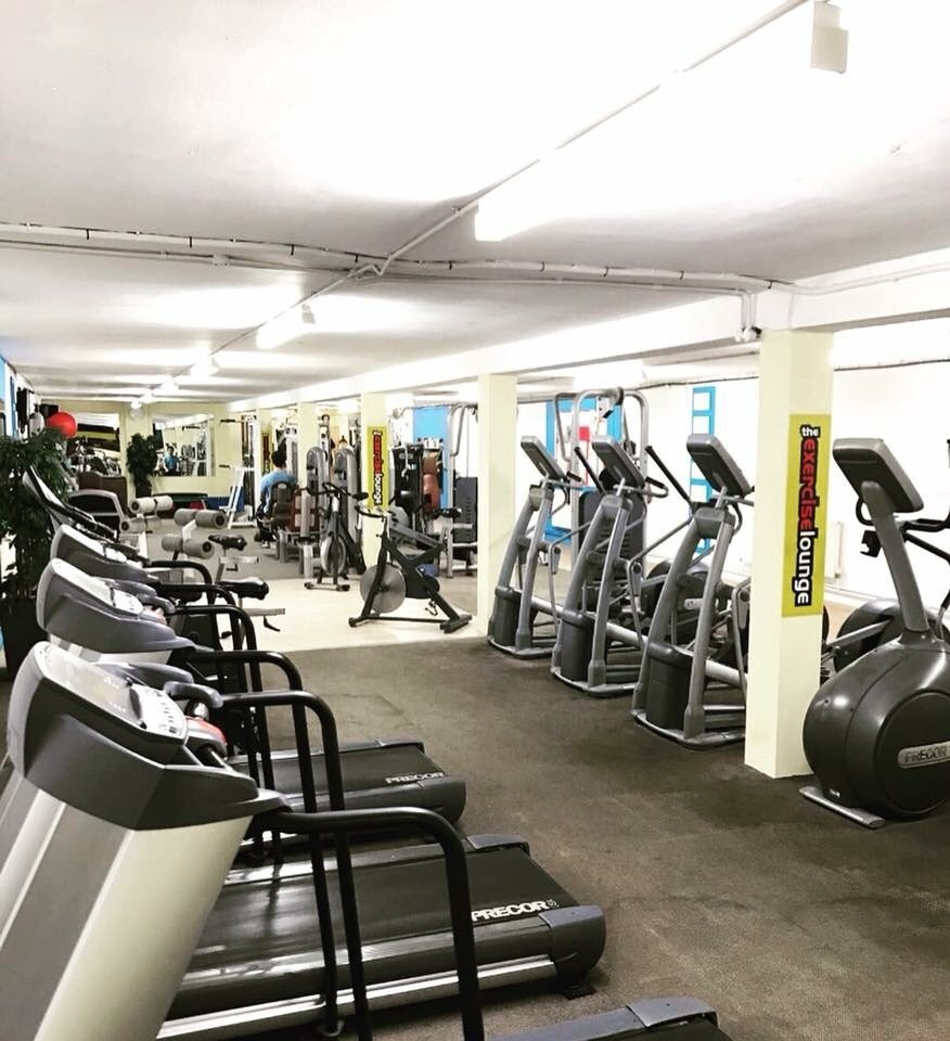 over 3500sq ft of state or the art cardio and weights