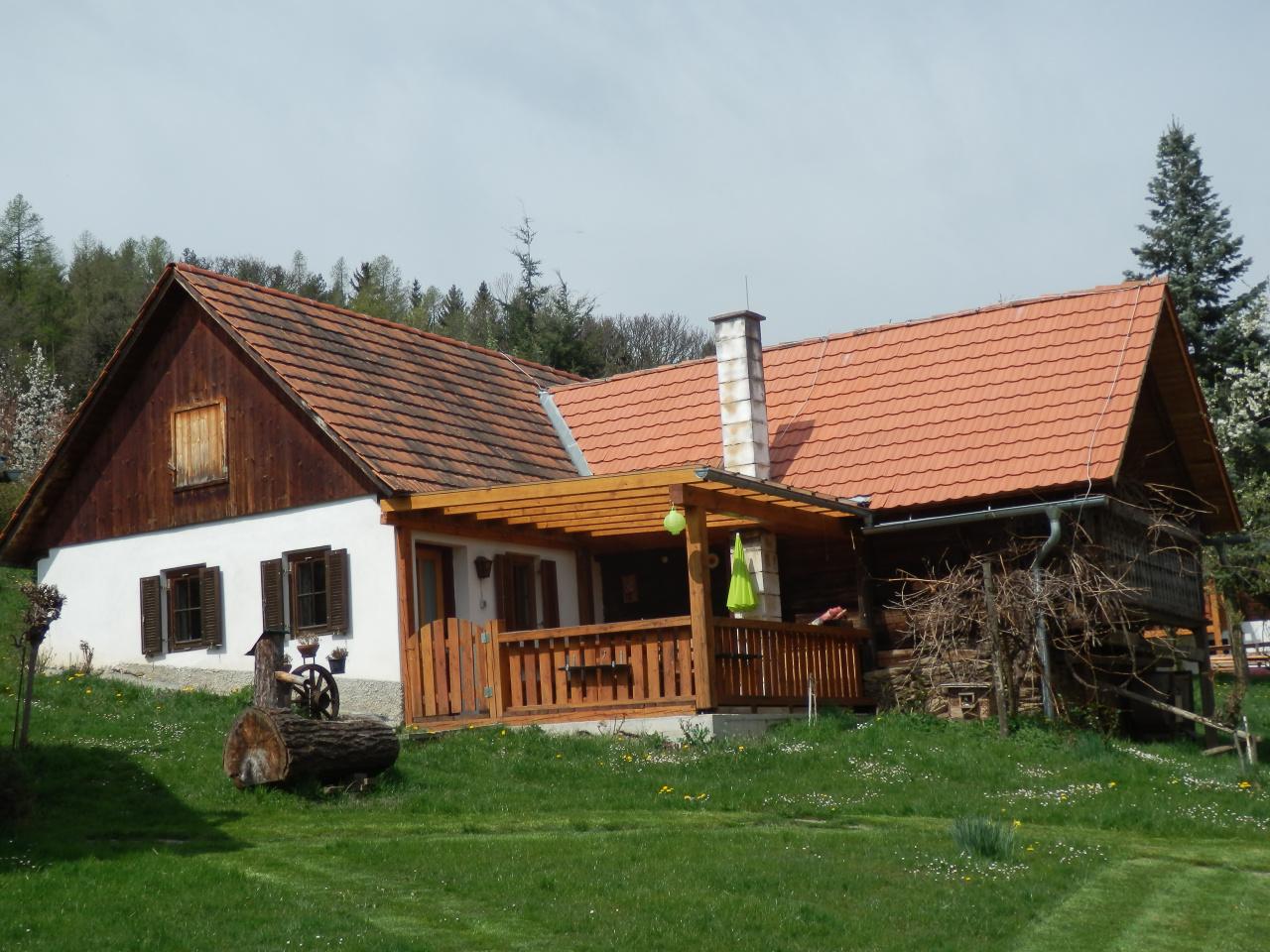 Himbeer- und Heidelbeerwohnung