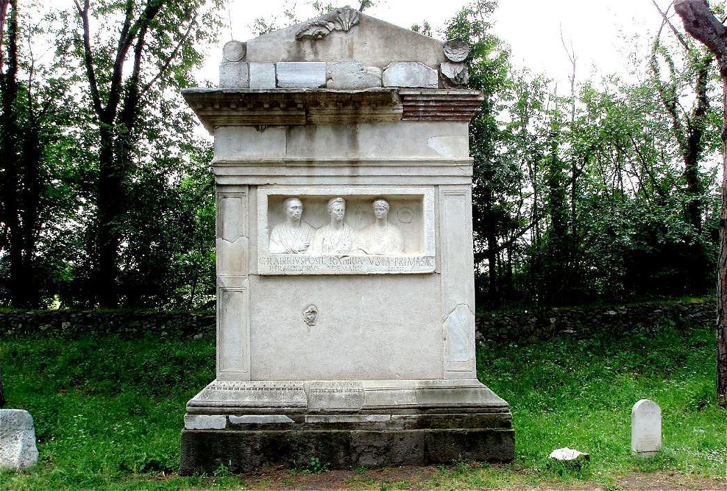 Familien-Grabdenkmal