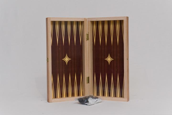 ΚΩΔ. 1038 Τάβλι σκάκι μεσαίο 40x40cm