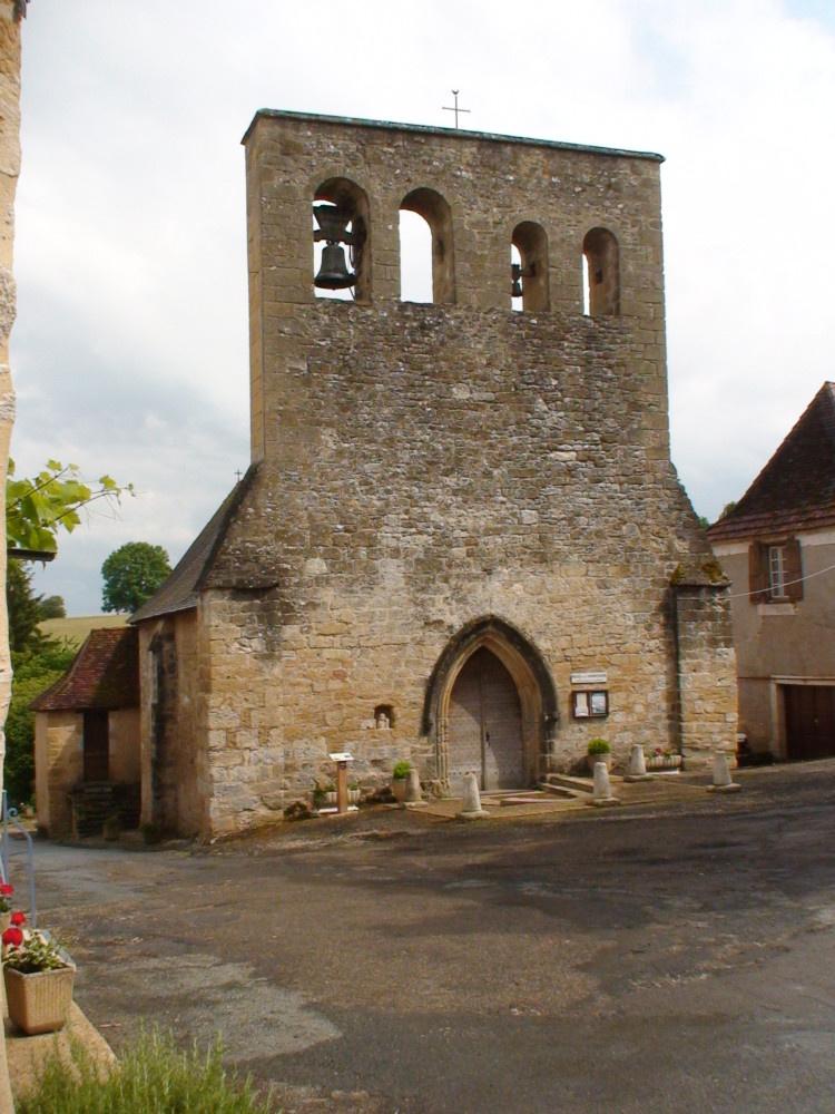 Notre église du XIIè (cliquez pour visiter)