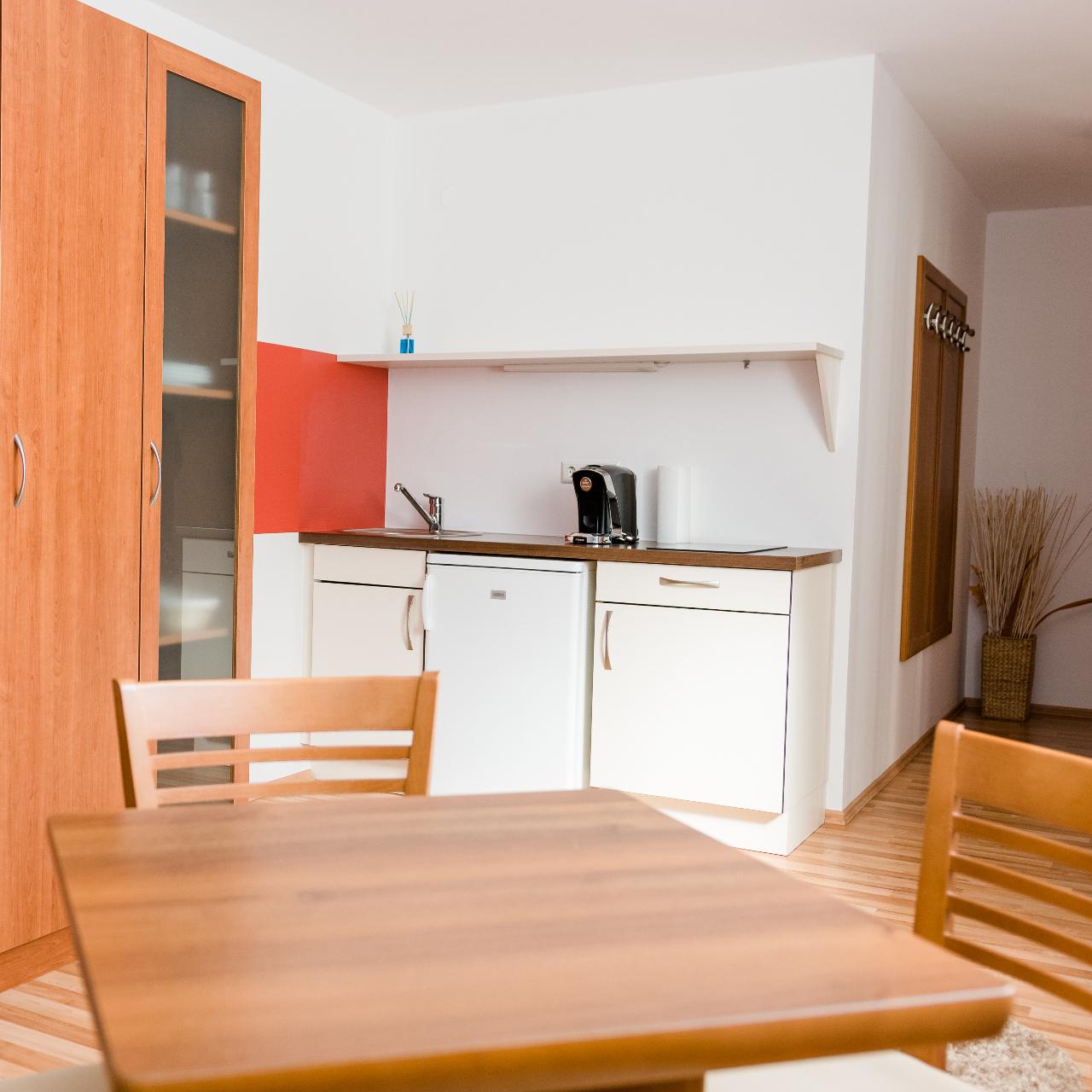 Küchenzeile Appartement