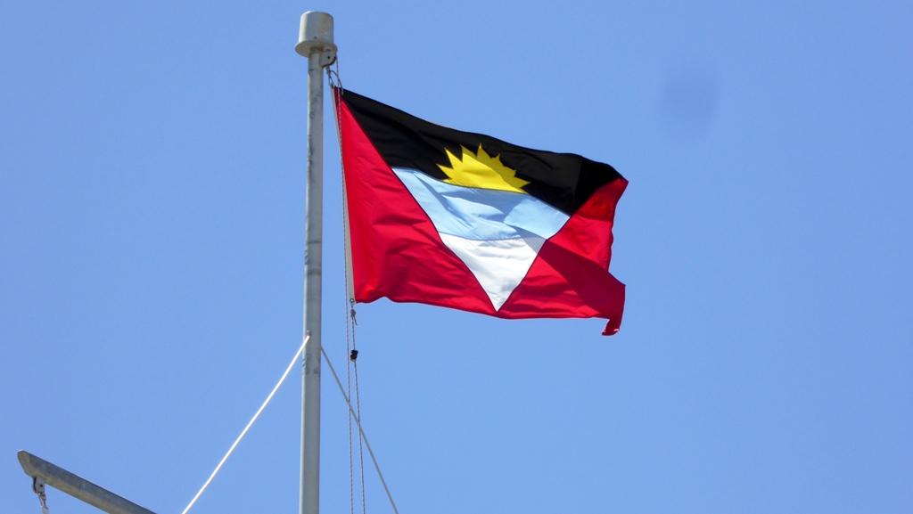 Flagge Antiguas