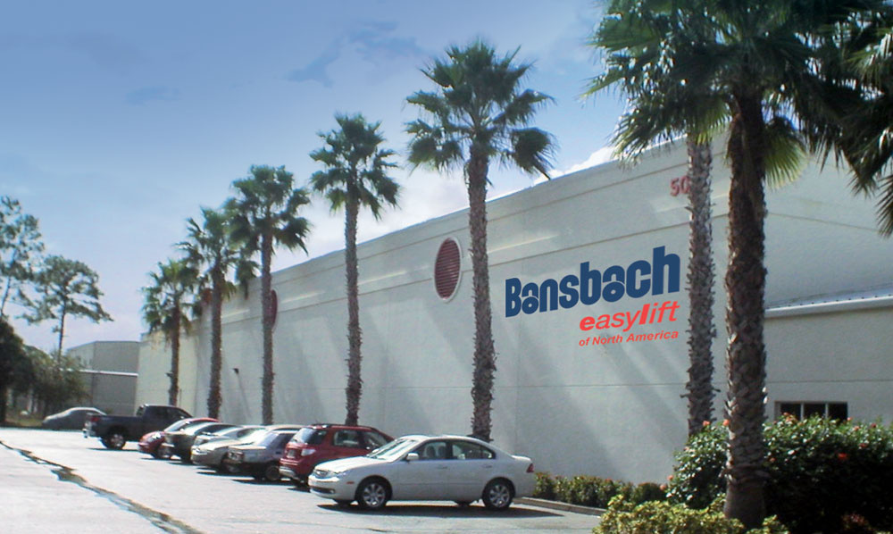 Bansbach Easylift of North America Inc.