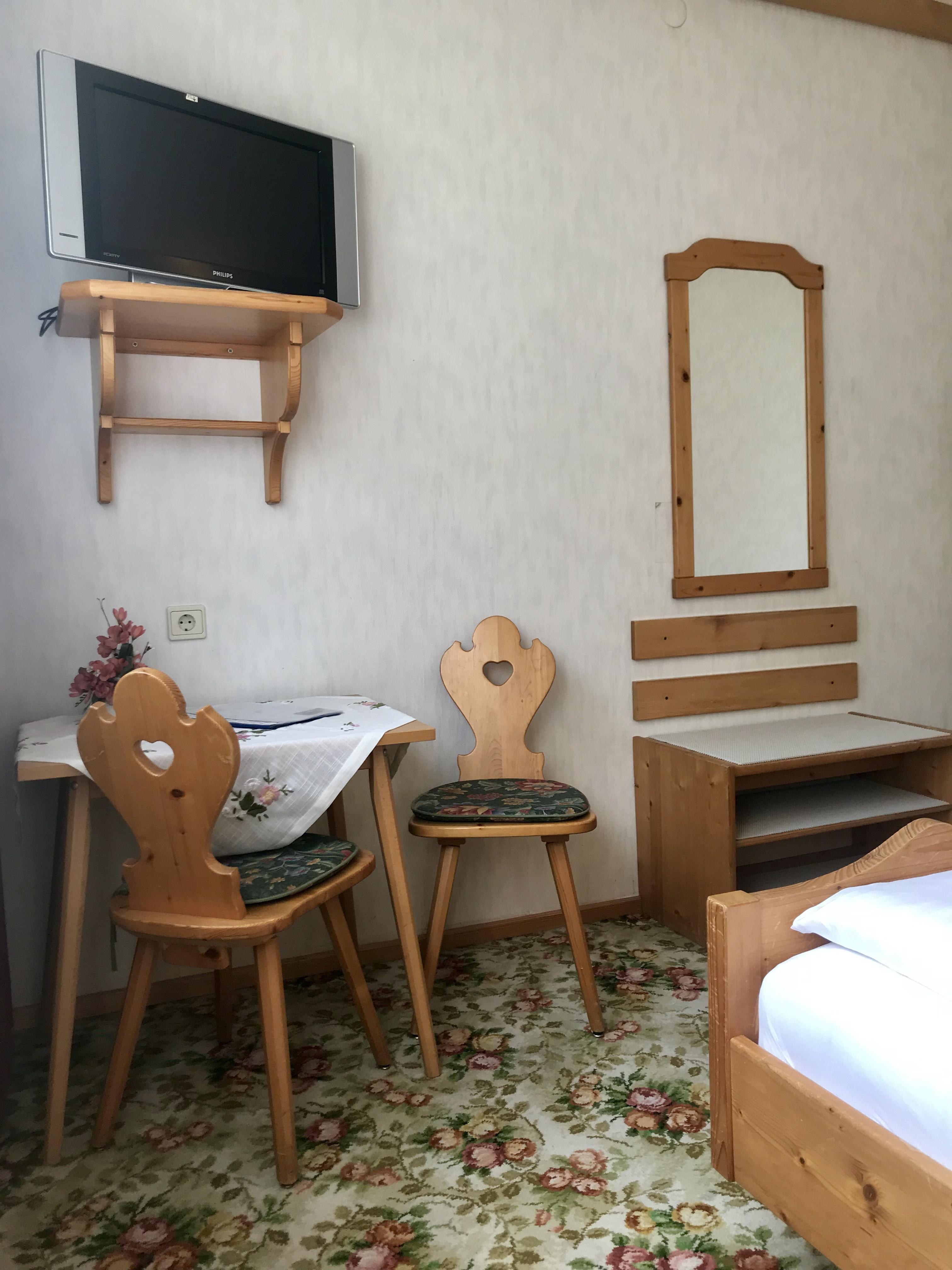 Zimmer Nr. 16 - Sitzecke