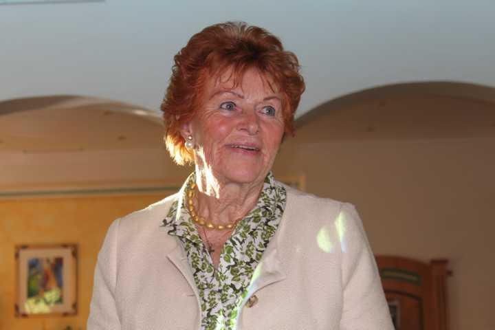 Hildegard von Bingen Vortragende, Helga Schinnerl begeistert die Lengauer