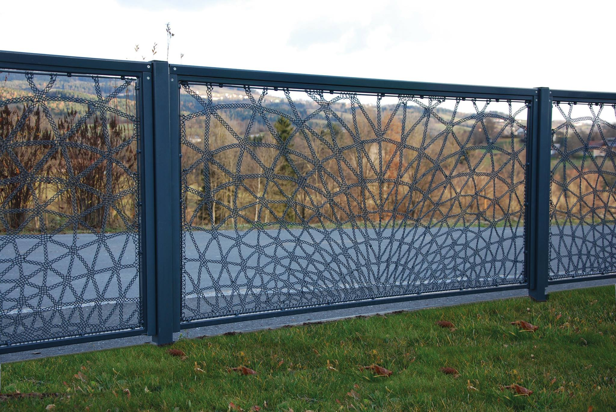 Securo Lace Fence Zaun