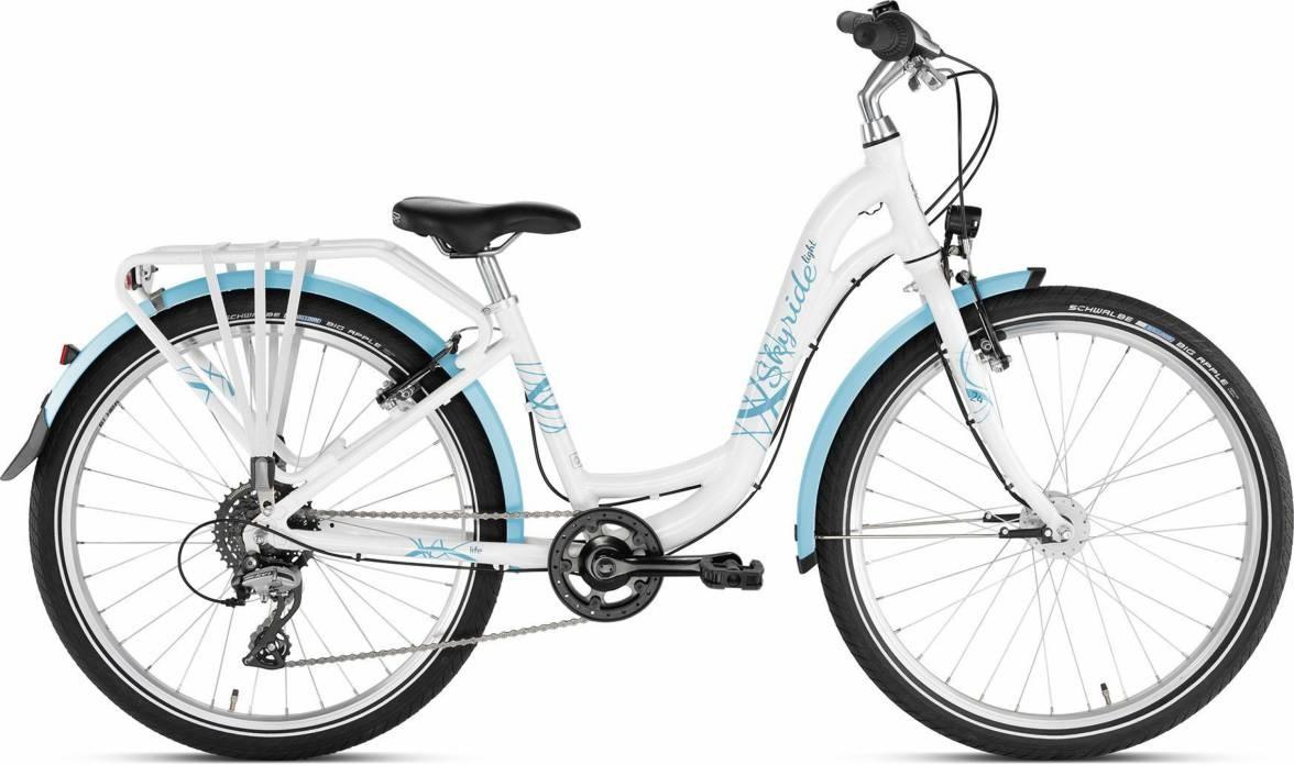 PUKY Fahrrad Skyride 24-8 Alu light