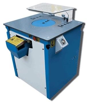 Máquina combinada de  cortar/dobrar ferro (Leadermec)