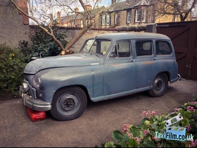 Grey Standard Vangaurd estate Glasgow ref C0003