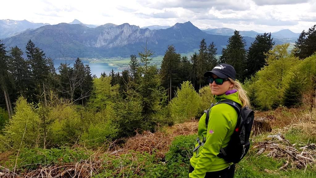 3. Mai 2020   Mondsee-Kulmspitze