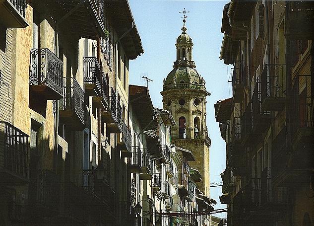 Puenta la Reina - Iglesia de Santiago