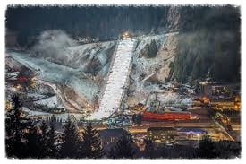 Snowboard Weltcup direkt vor unserem Haus