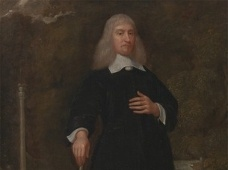 Colonel Alexander Popham in old age