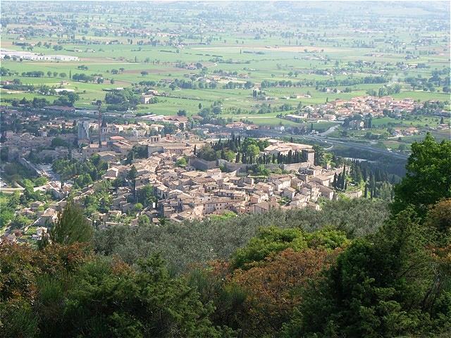 Spello - eine alte römische Stadt