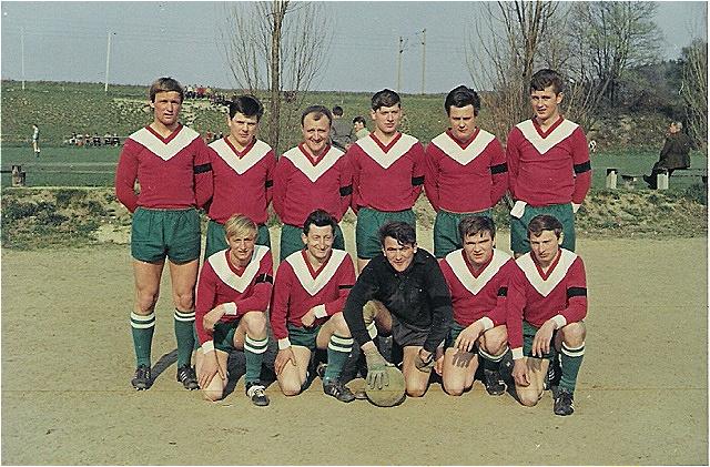 ATSV Bad Schallerbach 1966 Meister Bezirksliga West