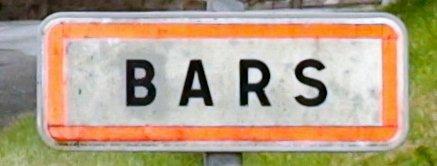 Bienvenue à BARS