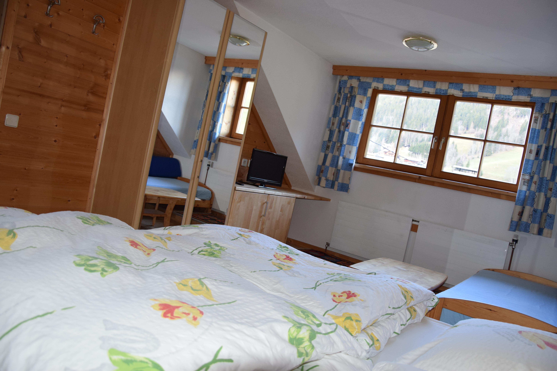 Schlaf-/Wohnzimmer