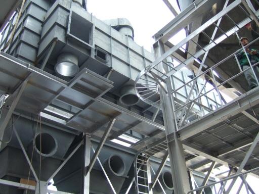 Filteranlagen mit Rust Grip