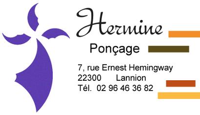 Hermine Poncage