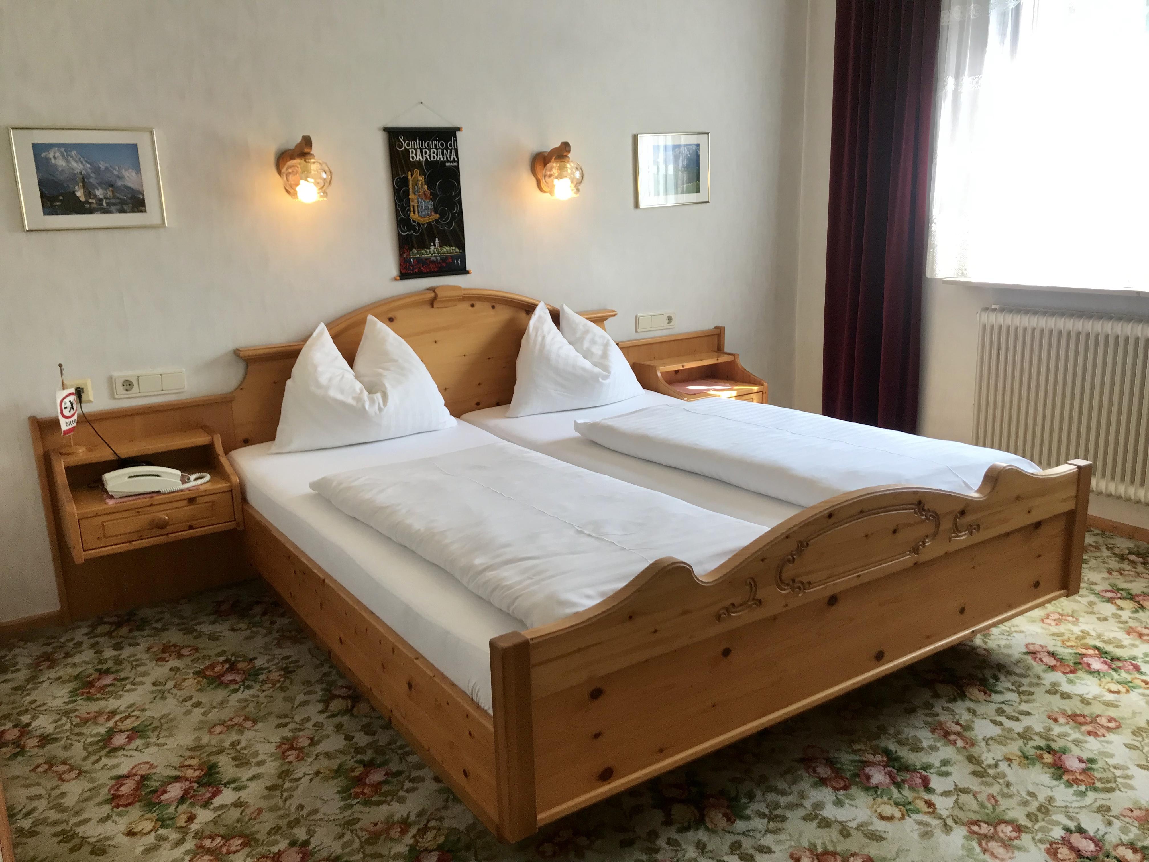 Zimmer Nr. 16 - Doppelzimmer