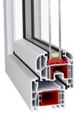 strokovna monaža PVC oken