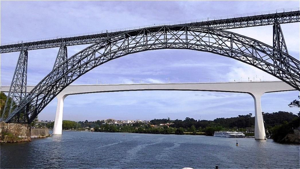 1. Etappe von Porto nach Bitetos