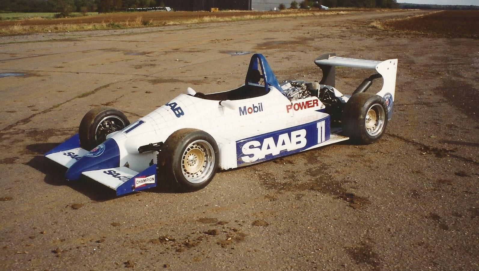 Reynard 853 Honda 1992