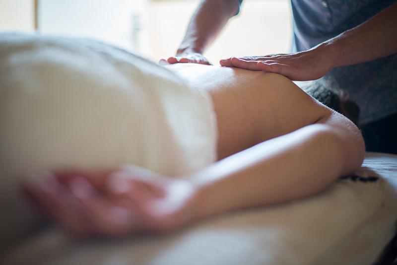 massage bien etre relaxant, évacue le stress et els toxines, Ti Nanda 22400 planguenoual