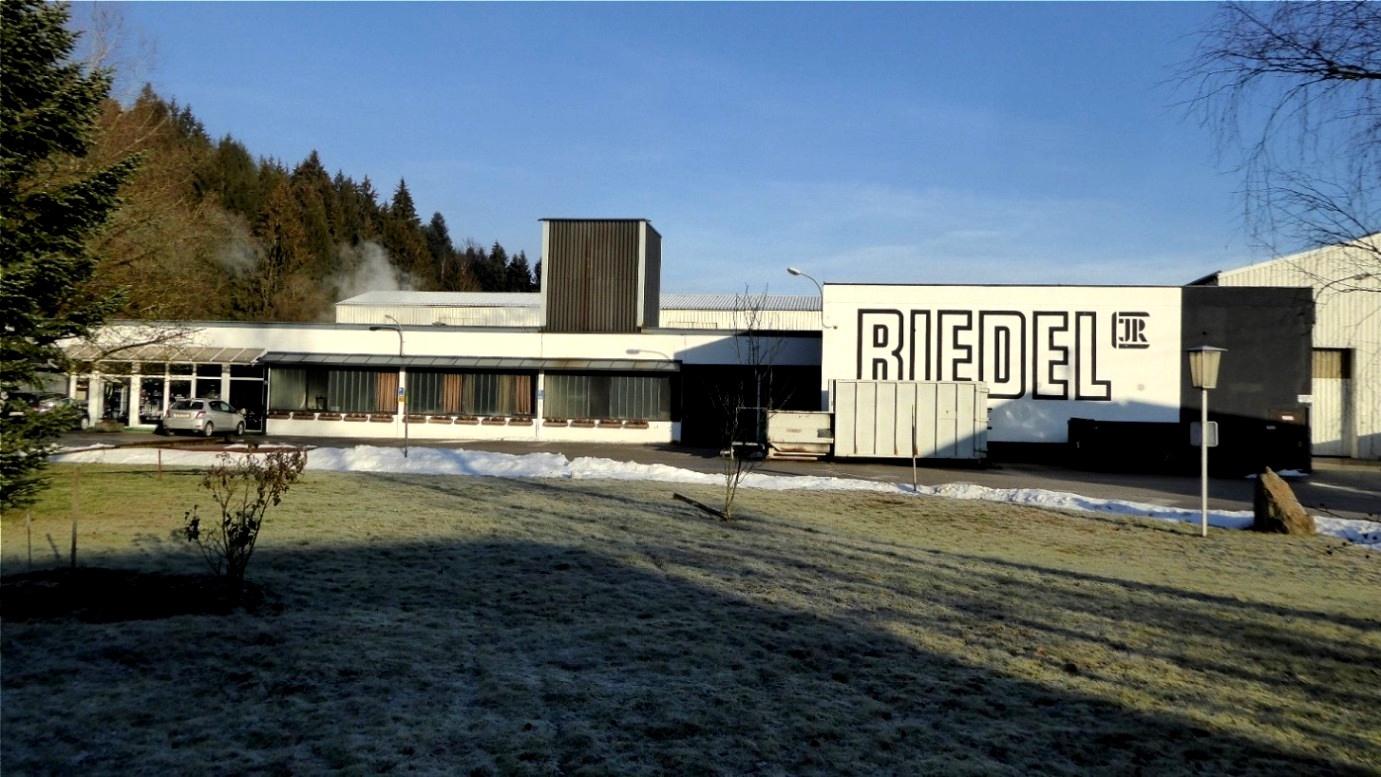 In Schneegattern wurde mit 1. Juli 2009 die Glasproduktion eingestellt