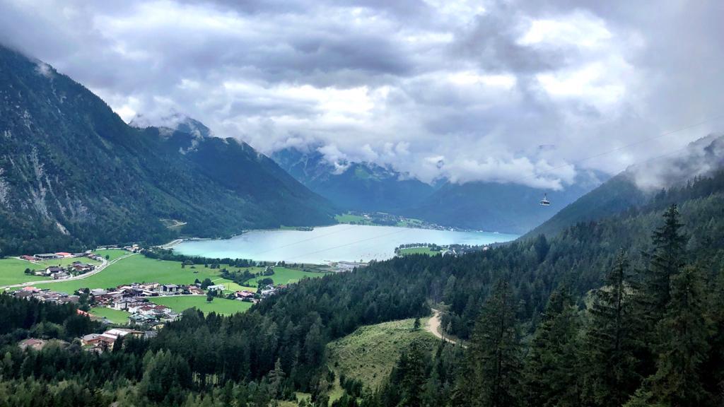 2020_09_07  Achensee - Rofanspitze