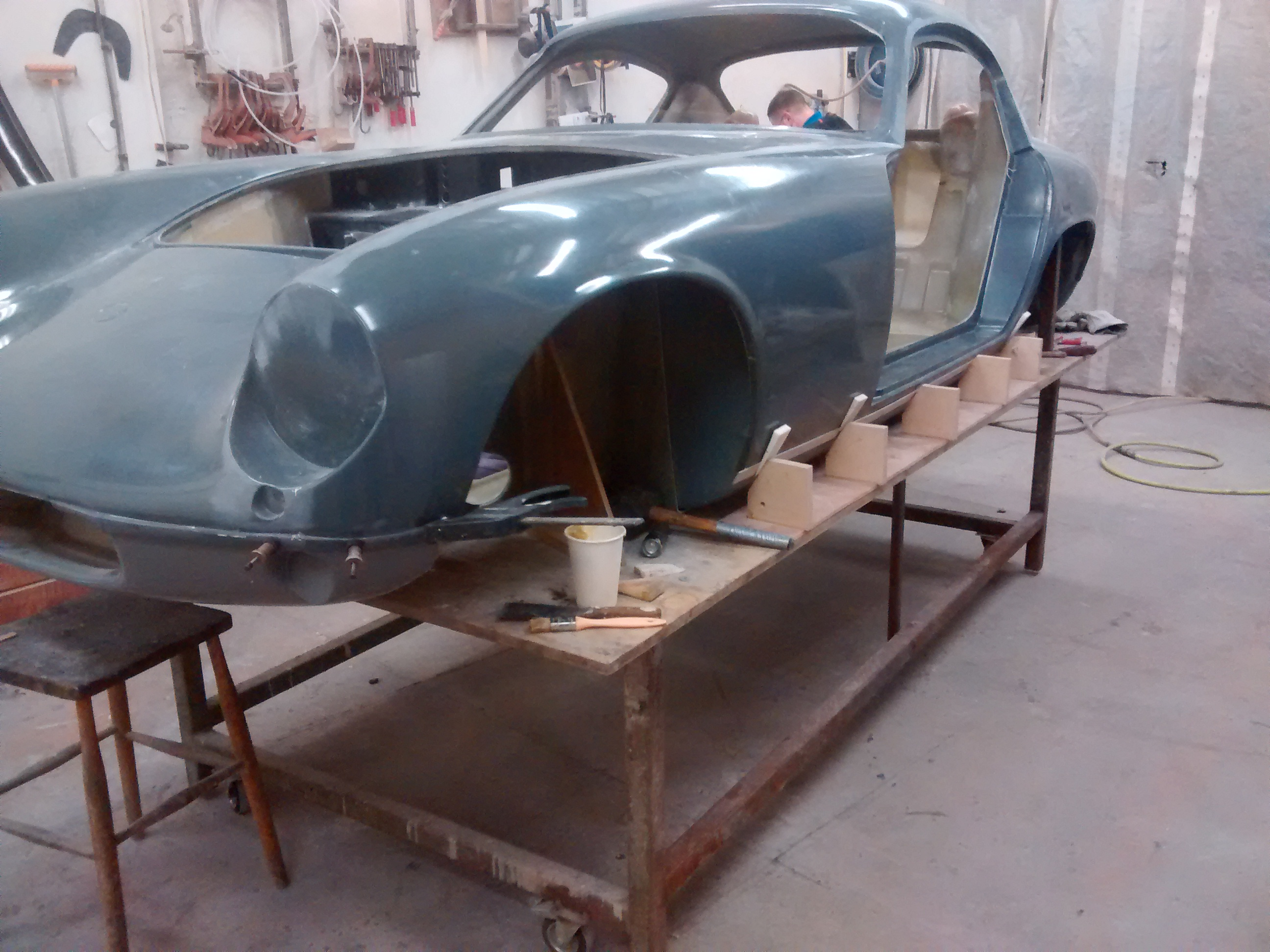 Lotus car body