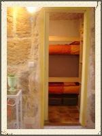 la chambre/cabine dans le 2ème cavité