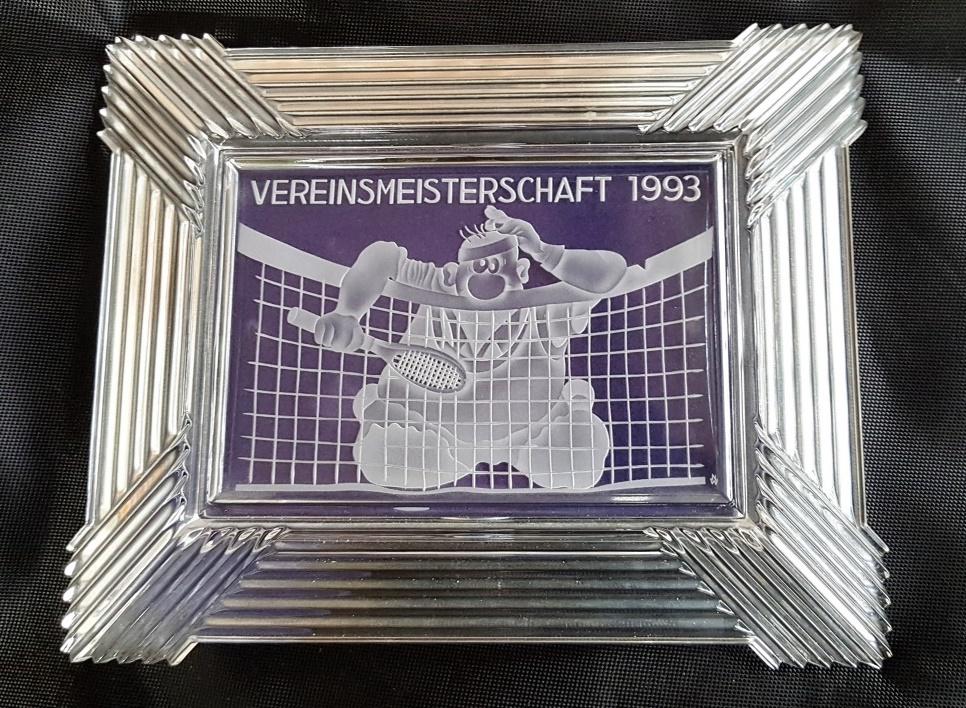Vereinsmeister im Doppel 1993