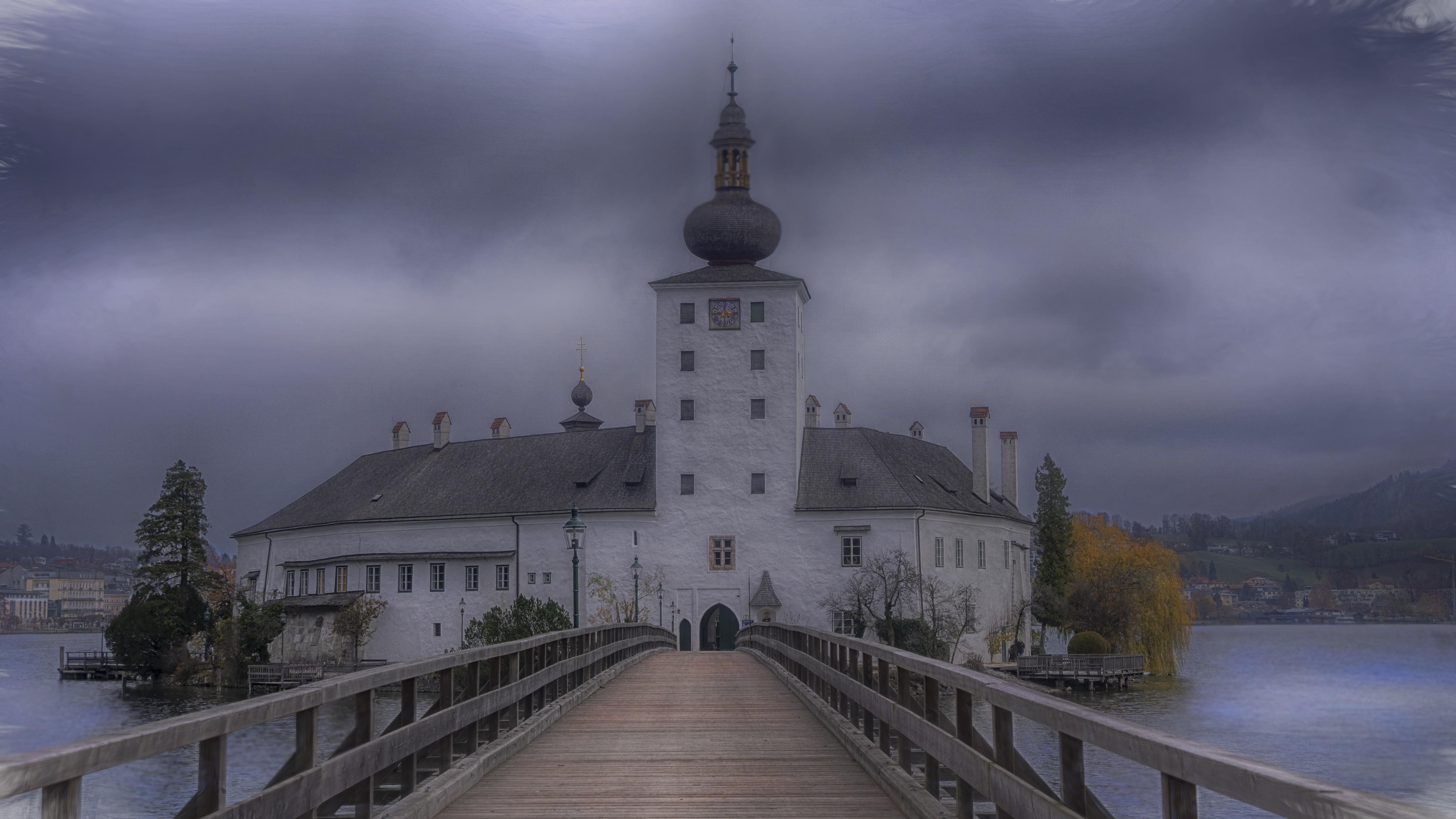 Schloss am Traunsee