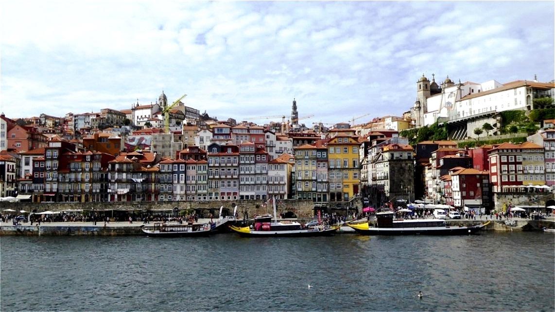 Porto - historisches Viertel - Rebeira