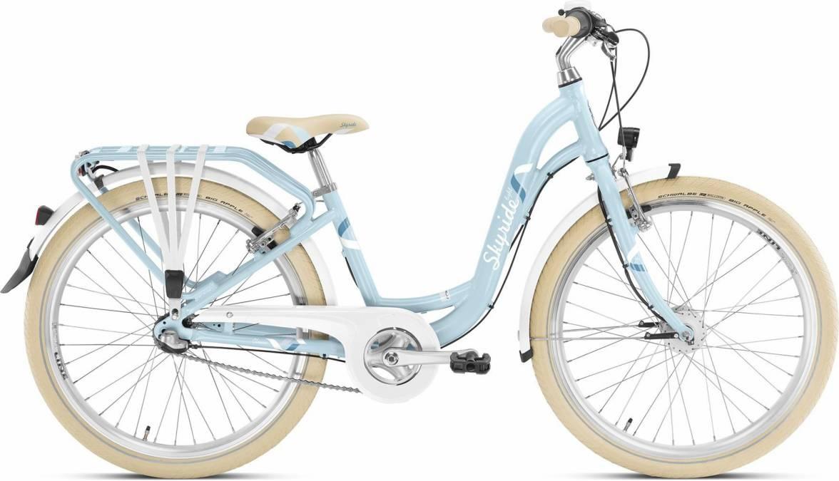 PUKY Fahrrad Skyride 24-3 Alu