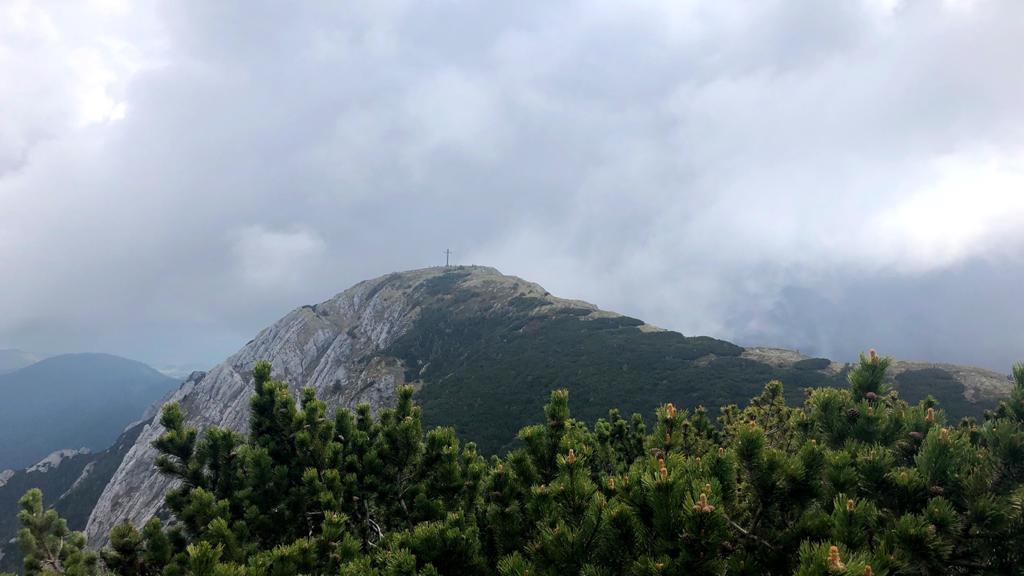 Brunnkogel (1708 m)