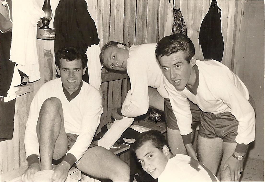 Matchvorbereitung - Grecksamer, Thanhofer, Wintersberger, Sander