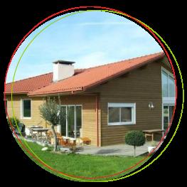 Maison à ossature bois 65 Midi Pyrénée