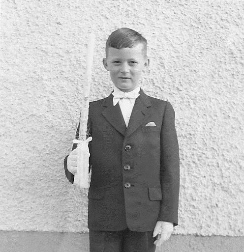 Erstkommunion - 1955