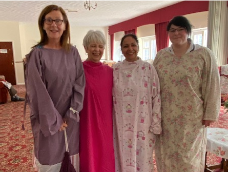 Donated Gowns from Sarah Pollard - 23.04.20