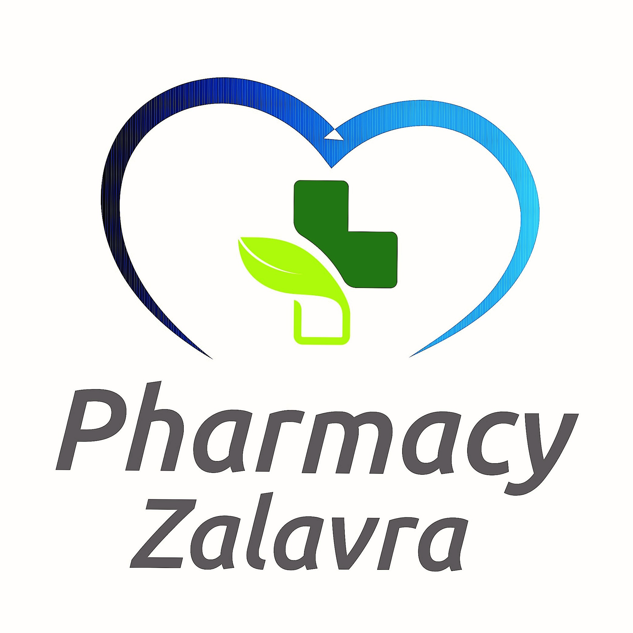 Pharmacy Zalavra at the foothills of Meteora (Kalambaka)