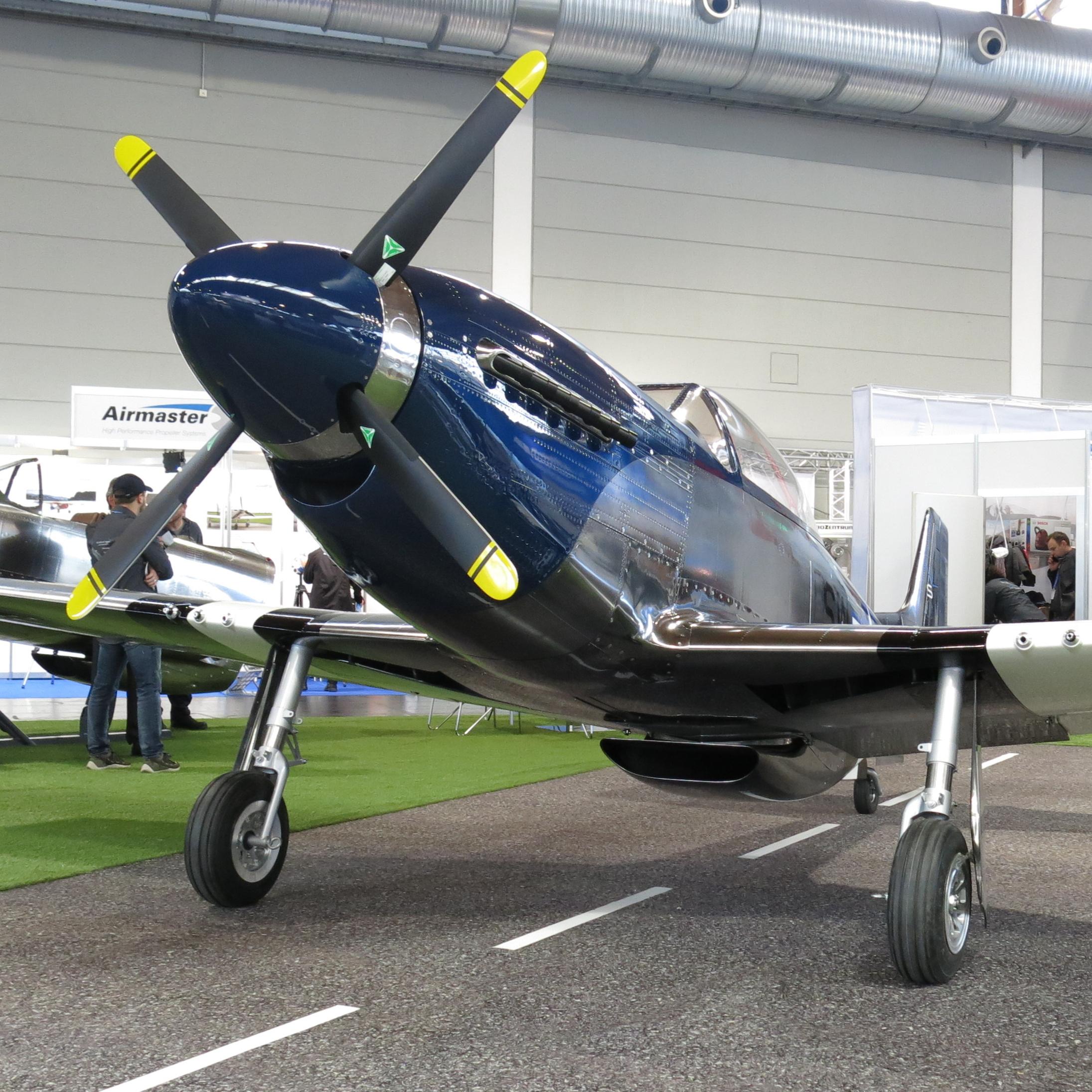 Scalewings SW-51 Mustang