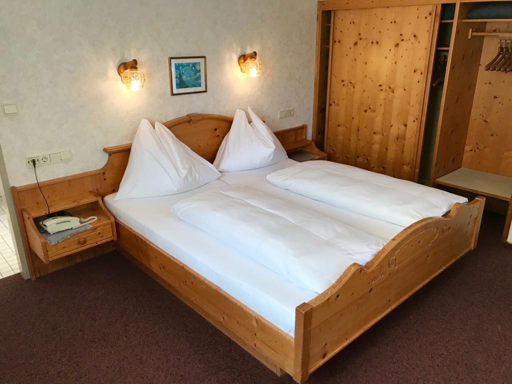 Zimmer Nr. 19 - Doppelzimmer