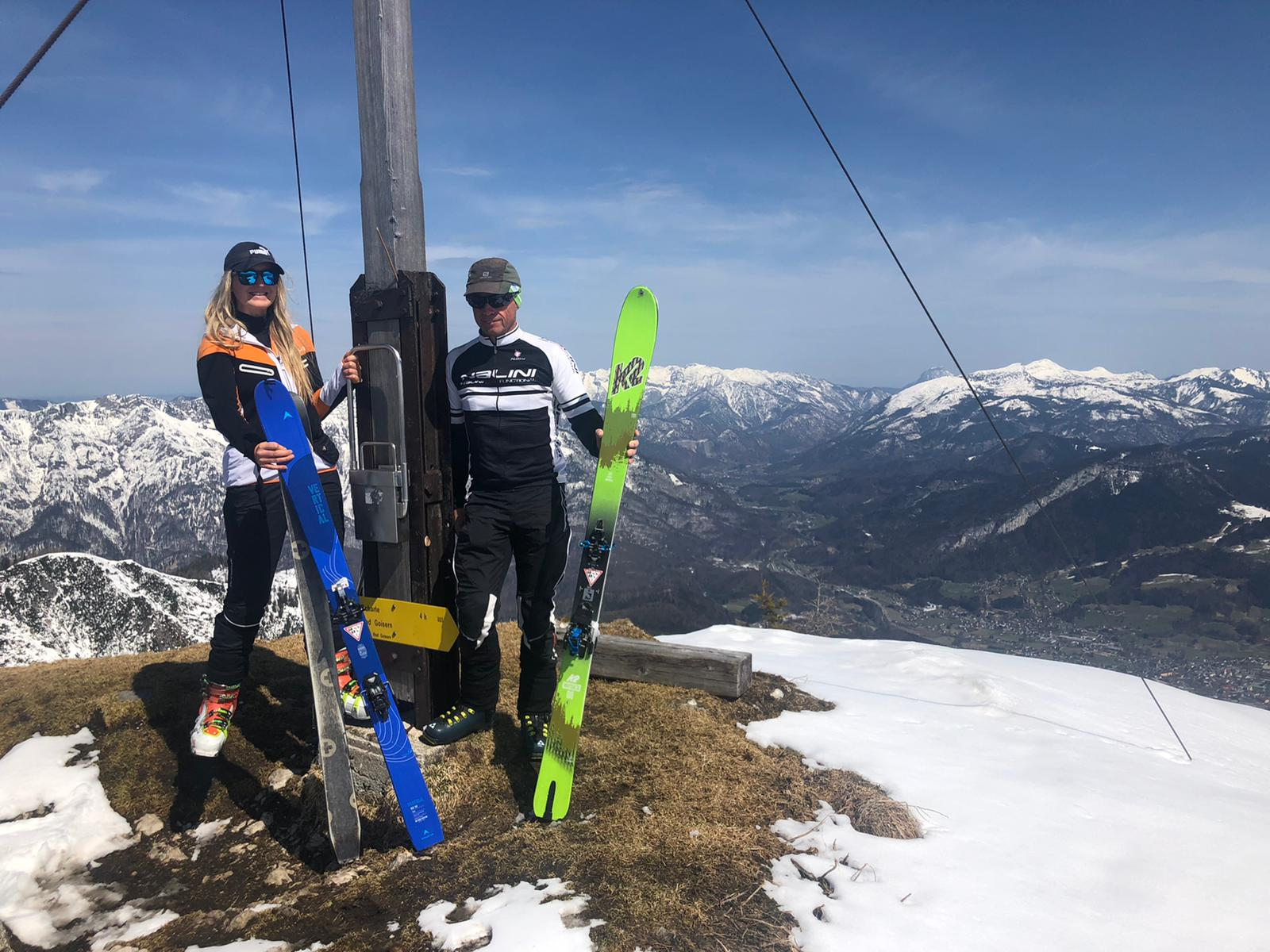 Kalmbergipfel 1.833 m